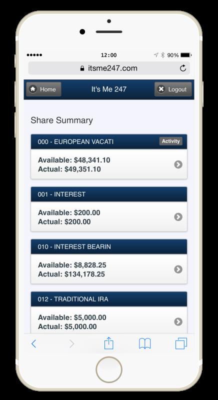meridian credit union mastercard application