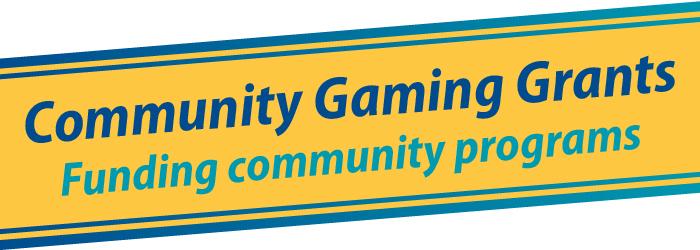bc gaming grant application checklist