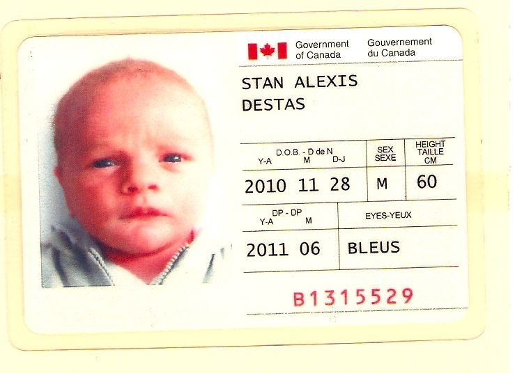 appliquer pour un passeport canadien