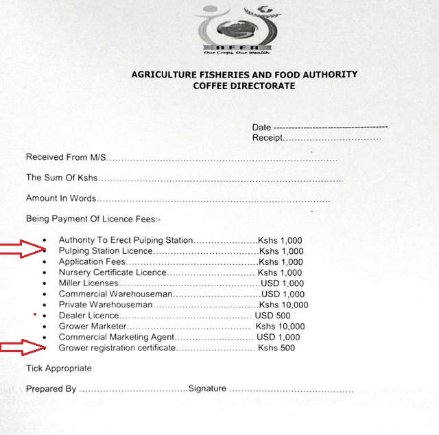 fish import licence application form