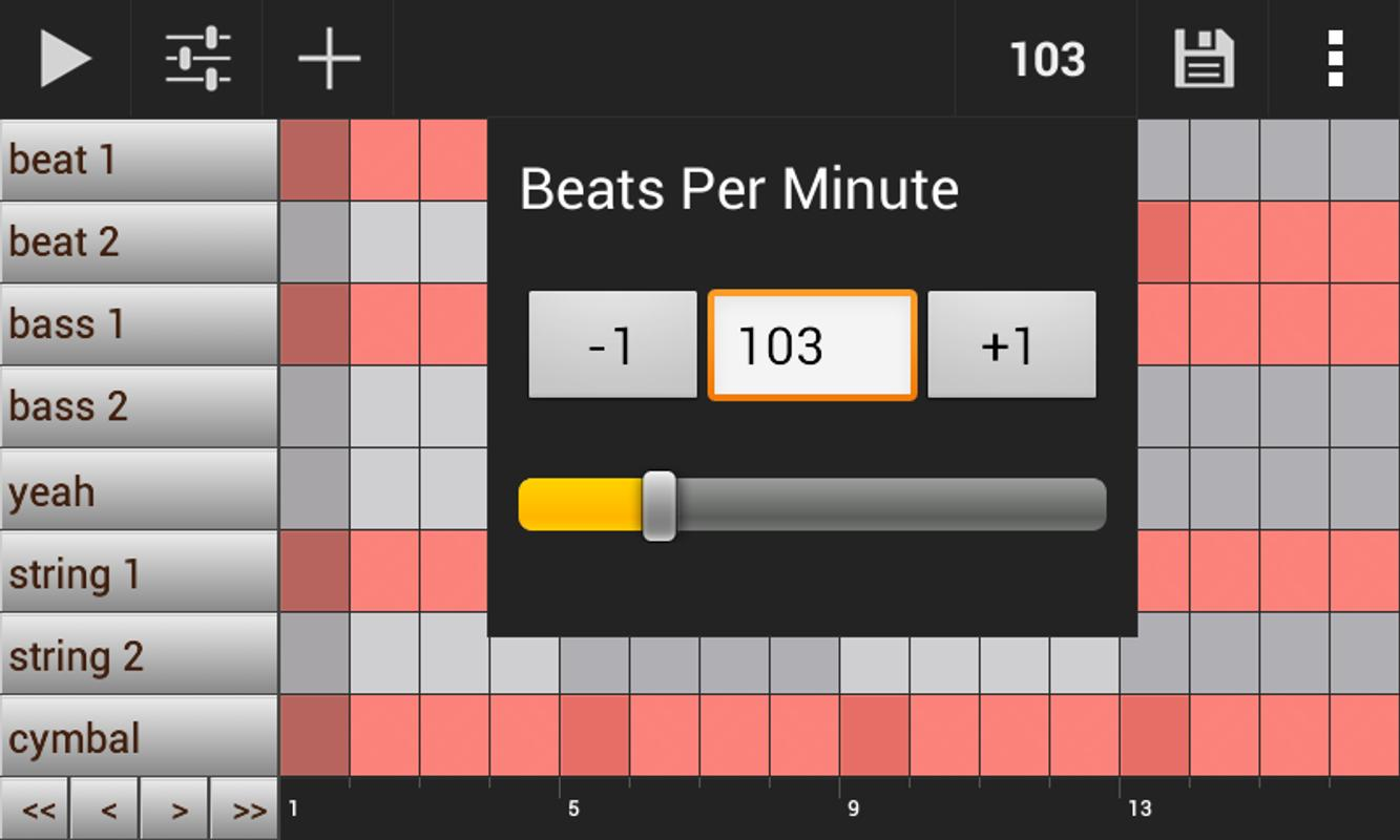 music mixer application for android