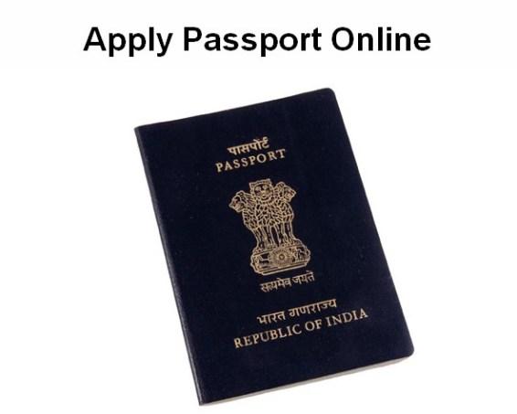 online indian passport application canada