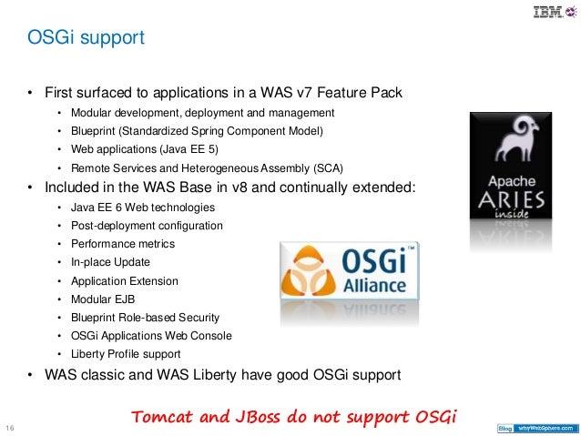 websphere application server express vs base