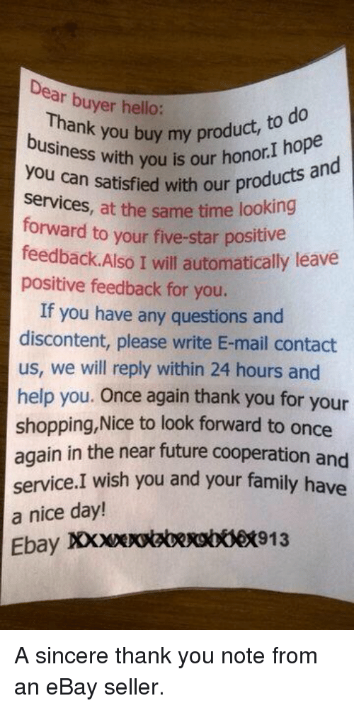 thank you for your application we will contact you