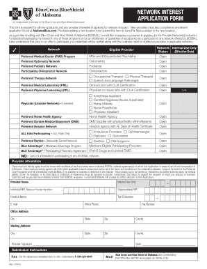 blue cross application form ontario