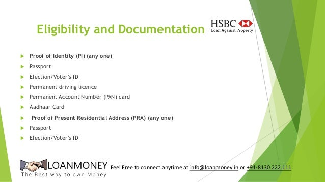 business loan application form hsbc
