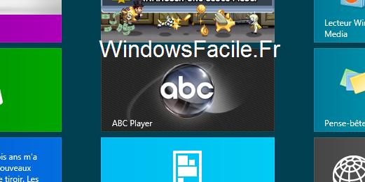 application w9 replay windows 8