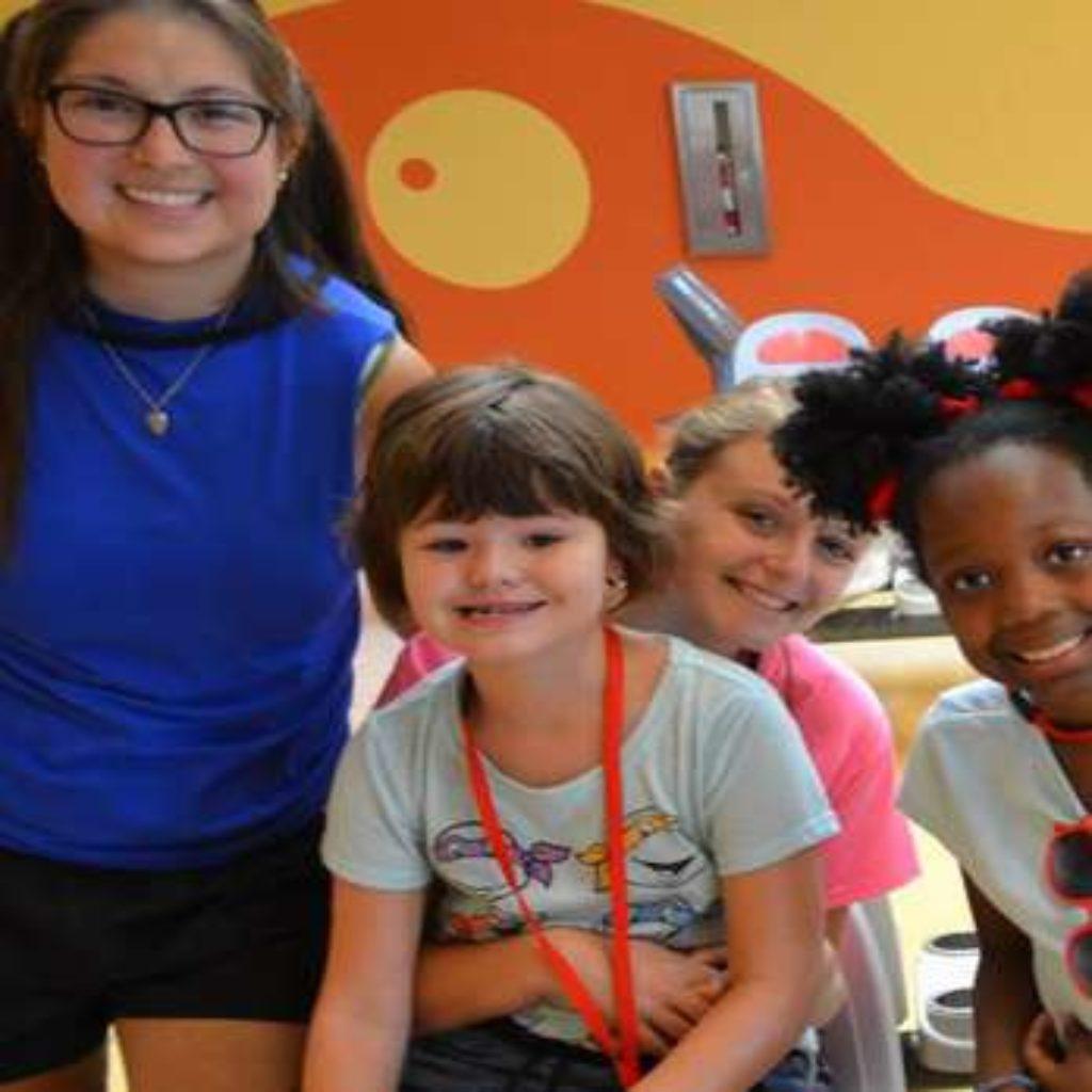 volunteering applications at sick kids