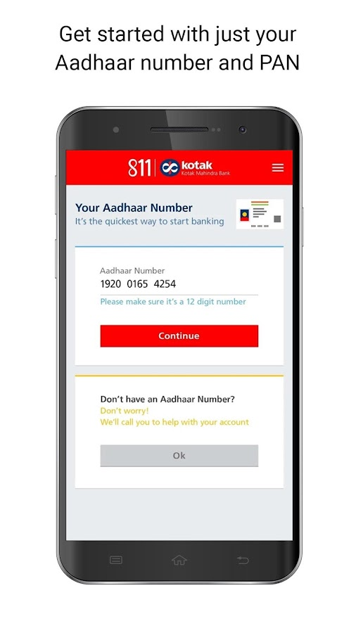 kotak mahindra bank mobile banking application for iphone