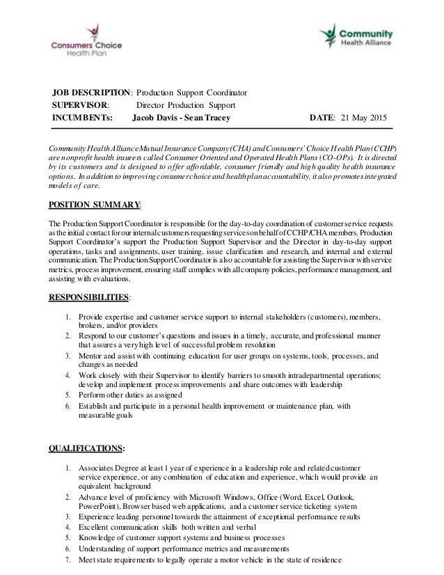 application delivery manager roles and responsibilities