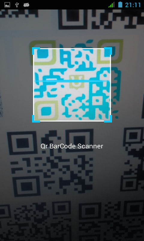 application android inventaire code barre