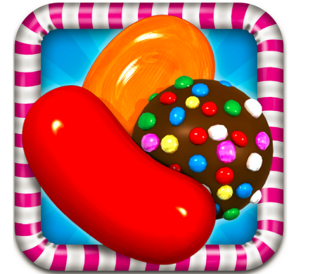 candy crush application for laptop