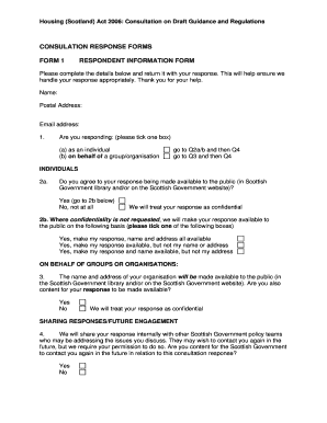 care application form is attached