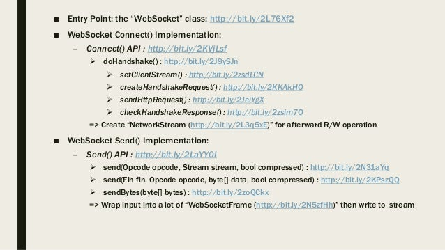 client server application on the web sockett