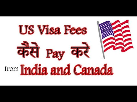 us visa application from canada fee