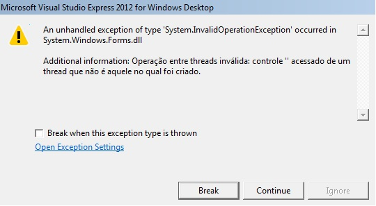 cefsharp application shutdown when trying to initialize twice