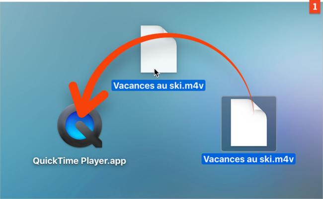 changer fichier en application mac os