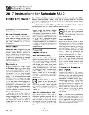 child tax credit 2017 online application