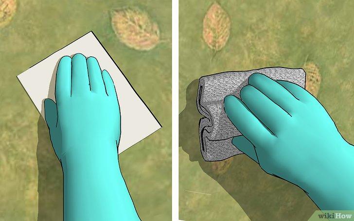 comment appliquer pate a relief avant de peindre