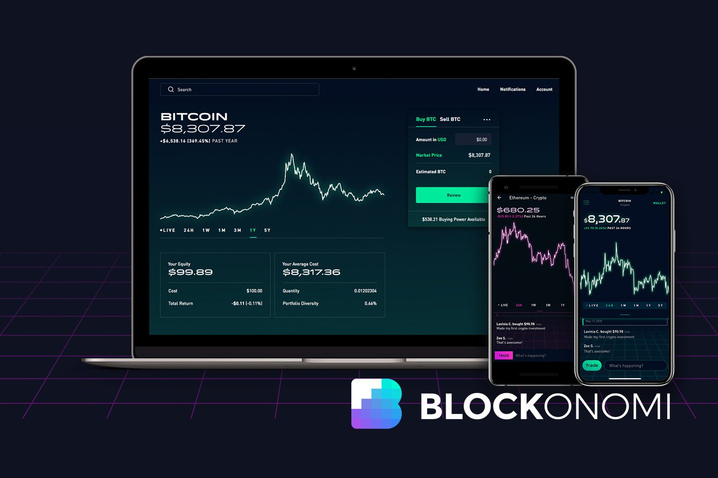 crypto trading application for windows