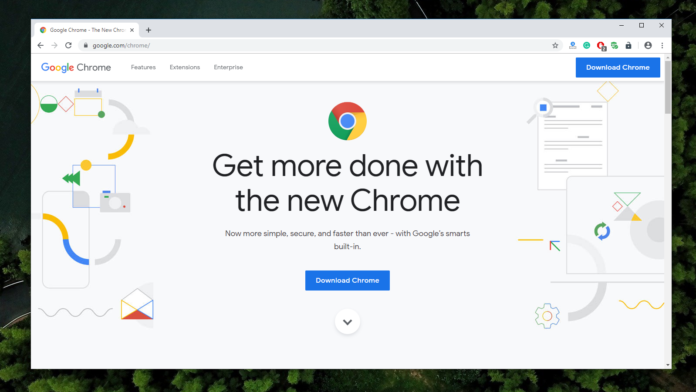 chrome application has failed side-by-side
