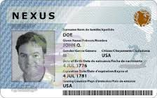 how to application for a nexus card to the usa