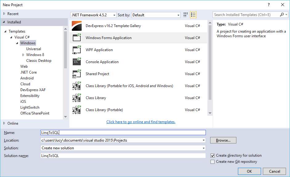 datagridview in c windows application using stored procedure