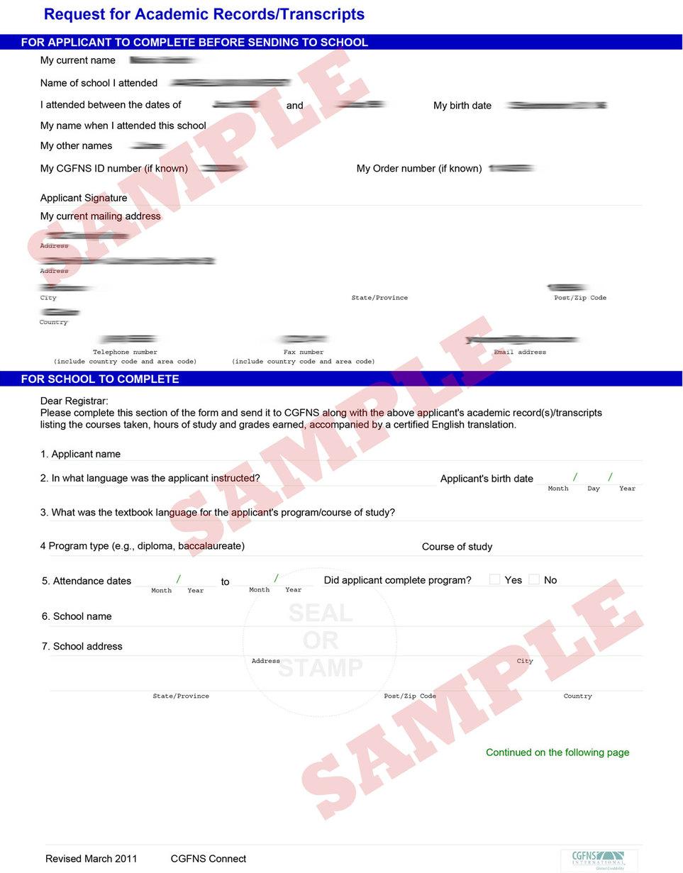 mufulira school of nursing application forms