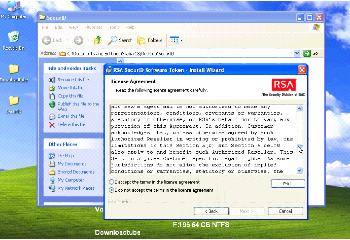rsa securid token application windows 10
