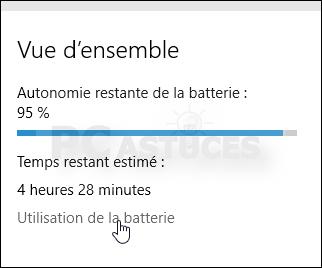 desactiver application arriere plan windows 10