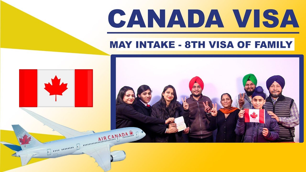 multiple visa for parents in canada application