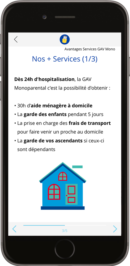 distribution des applications mobiles et formation