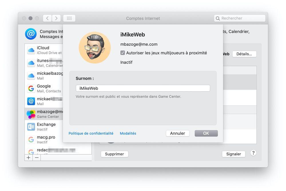 comment supprimer application jeux sur icloud