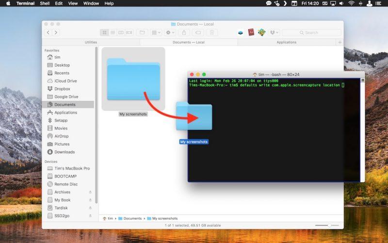 macbook pro switch open applications