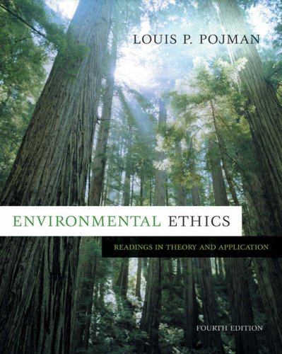 environmental ethics theory and application