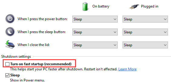 start up applications windows 10