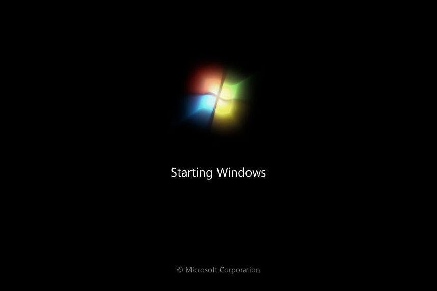after restart windows 7 applications do not start