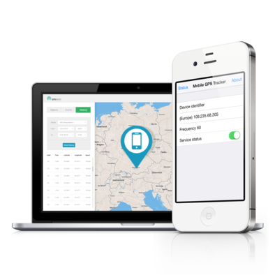 android vehicle tracking application abstract
