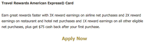 elan credit card application address