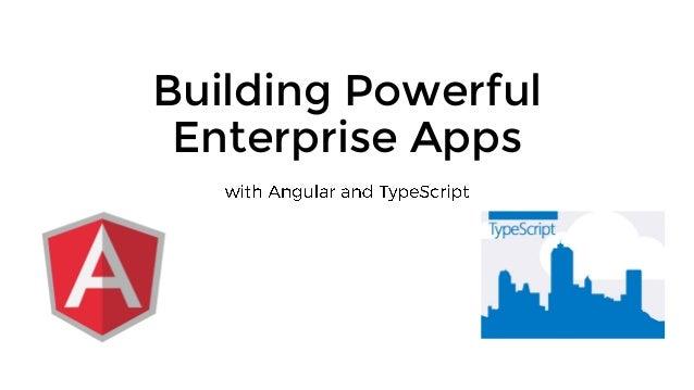 enterprise applications angular 2 hamedani