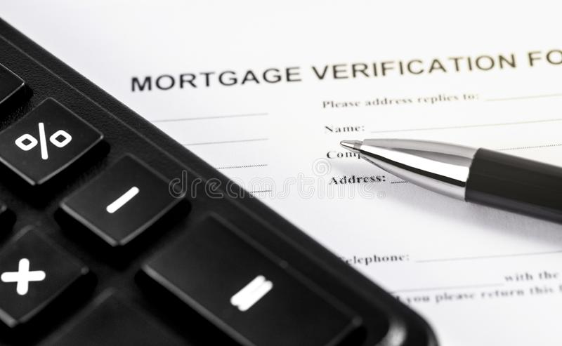 mortgage application proof of deposit