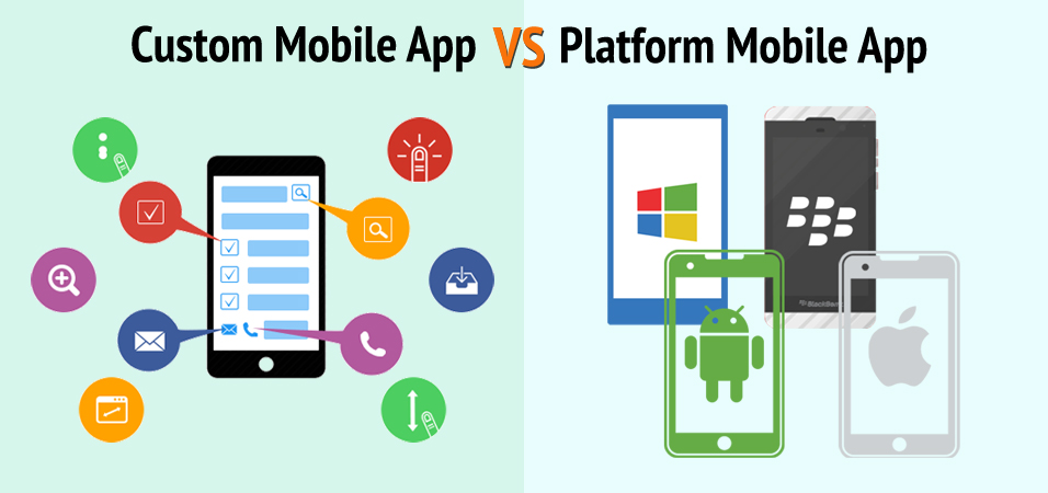 application development for mobile platforms