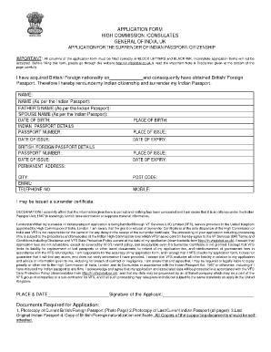filled form for visa extention application sample