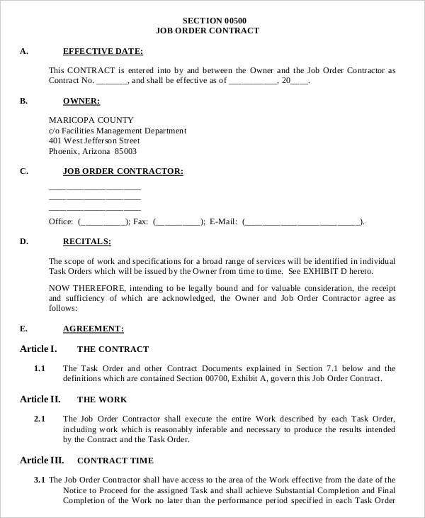form f51 order made after application