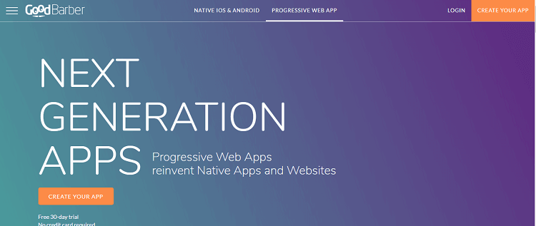 free nch website builder application
