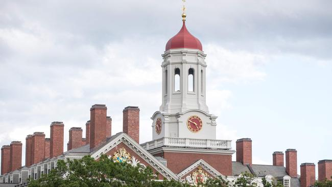harvard early action application number 2018