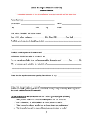 hindi scholarship application form 2015