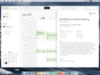 how to add google calendar to desktop application for mac