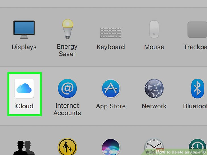 how to remove application preference mac