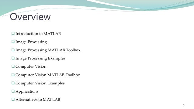 introduction to numerical methods and matlab implementations and application